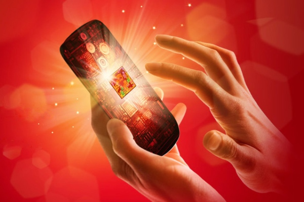 użytkowanie smartfonu - grafika