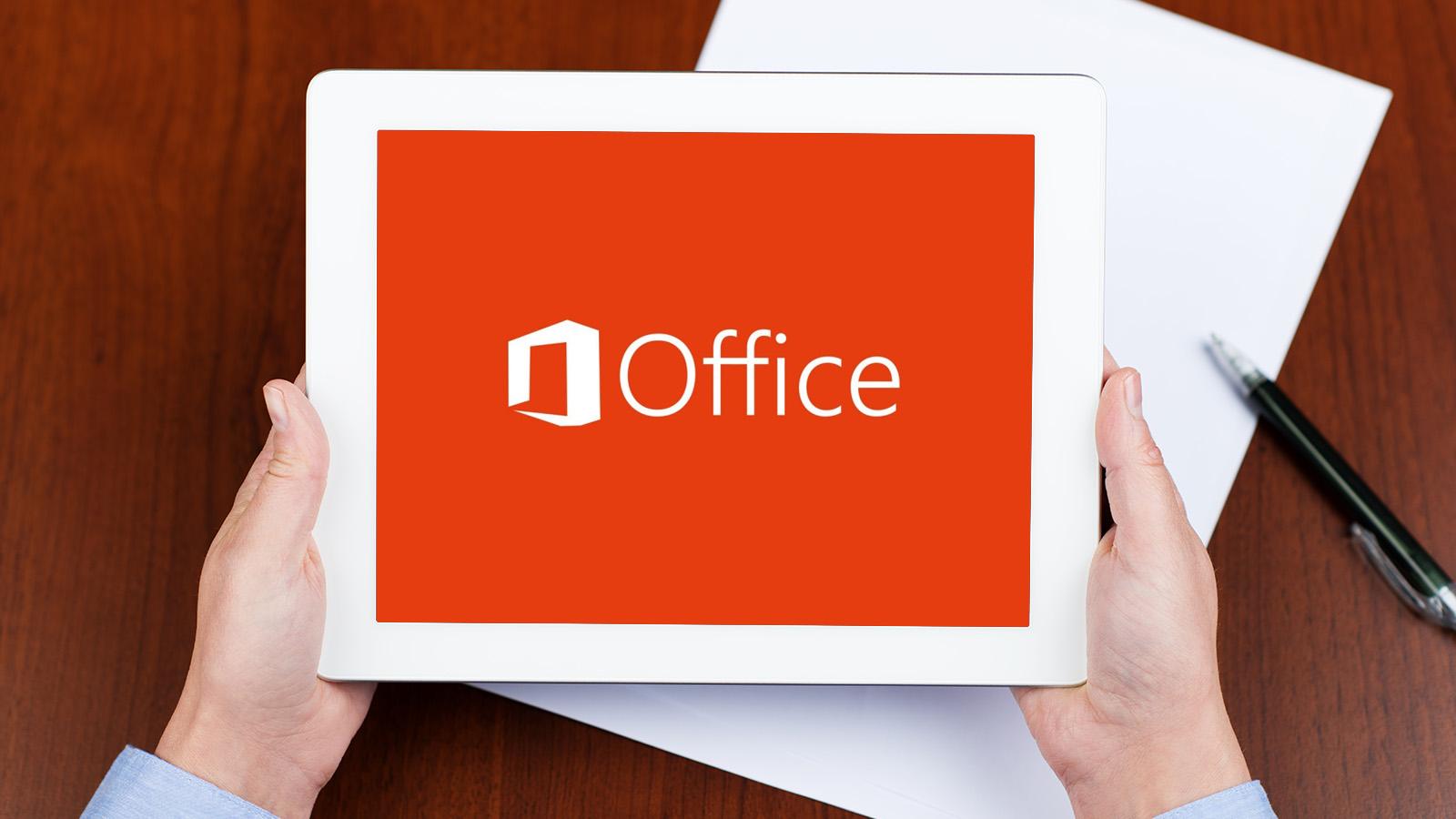 Microsoft, Windows 10, Office