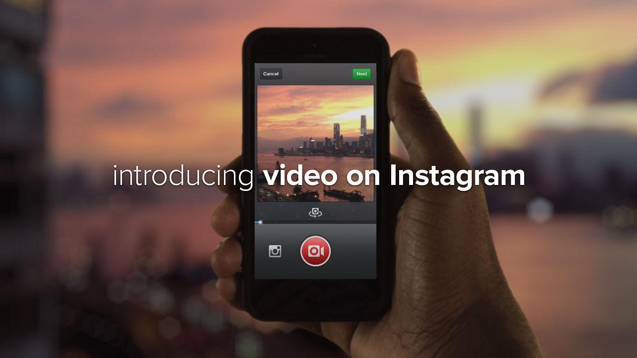 wideo instagram prezentacja grafika