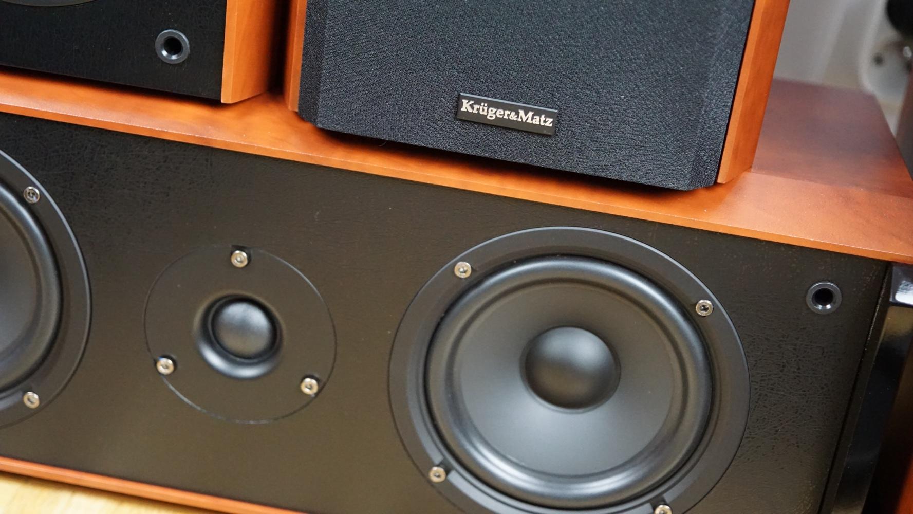 Kolumny głośnikowe Passion 5.0 Kruger&Matz
