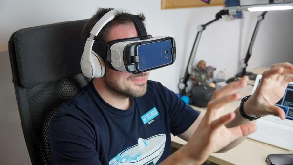 Samsung Gear VR - działanie i wygląd