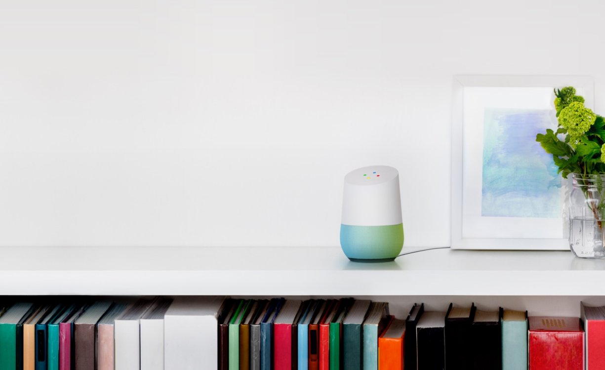 Google Home - Asystent Google