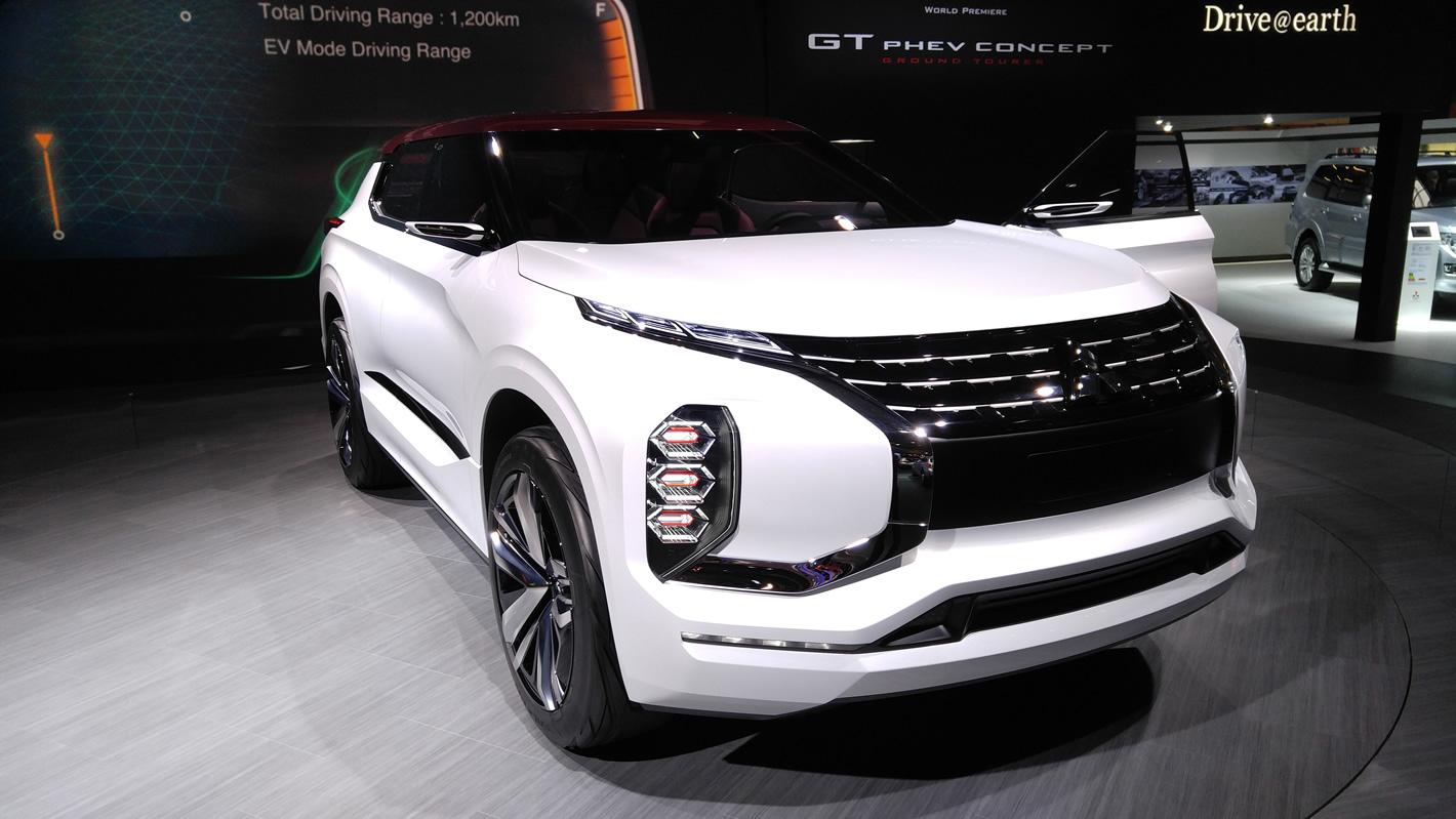 Mitsubishi GT PHEV