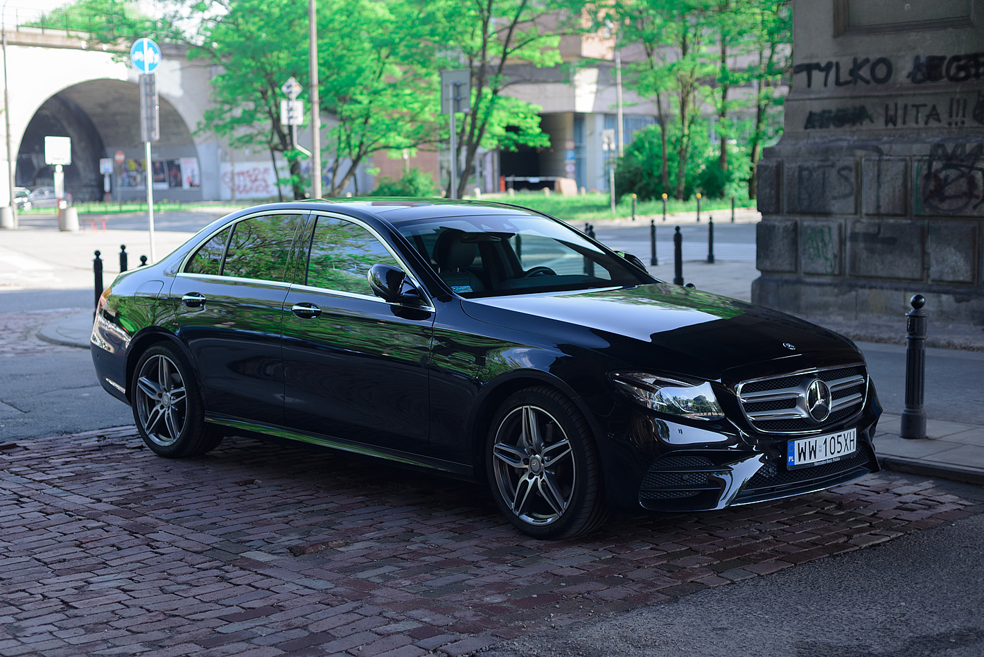 Mercedes Benz Klasy E