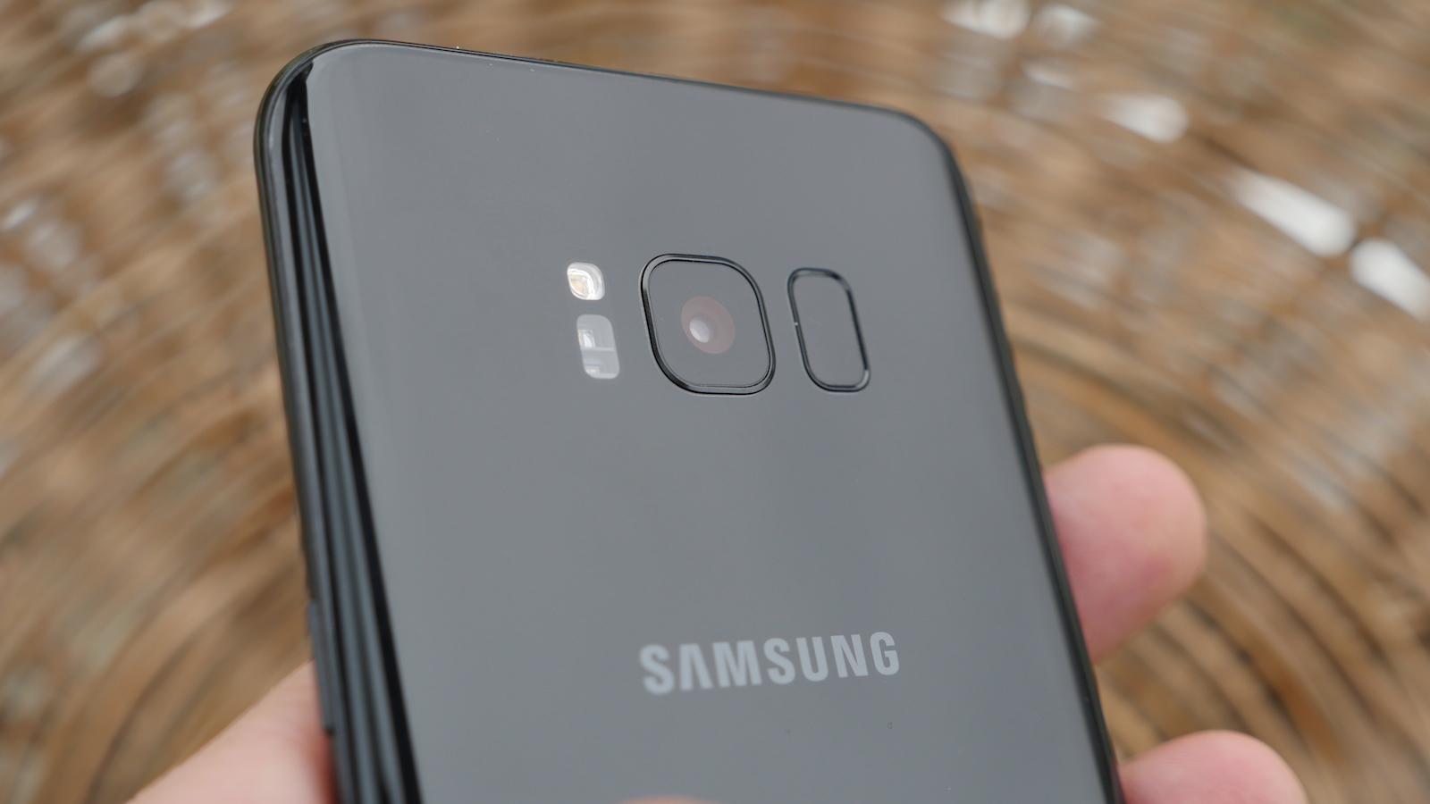 samsung galaxy s8, windows 10 mobile, ativ s8