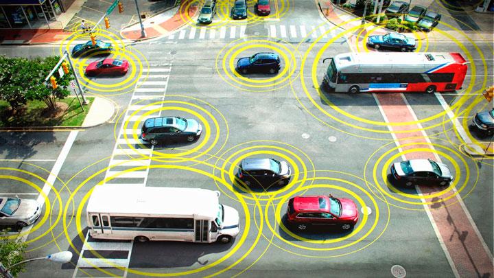 Sieć 5G pozwala nazdalną współpracę zmaszynami wśrodowiskach niebezpiecznych.