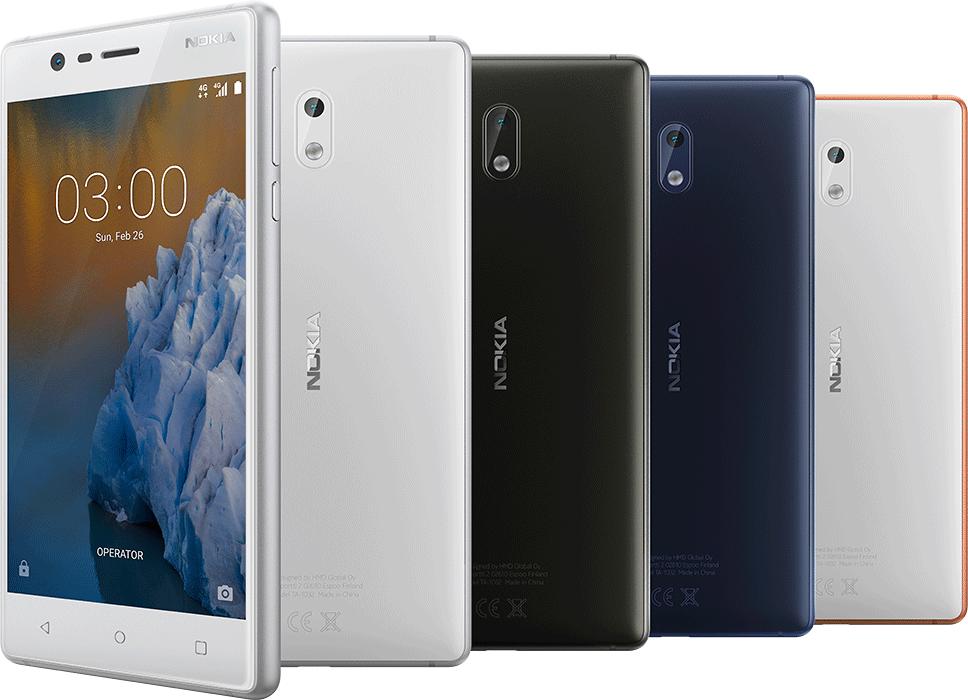 Nokia 3 smartfon polska cena
