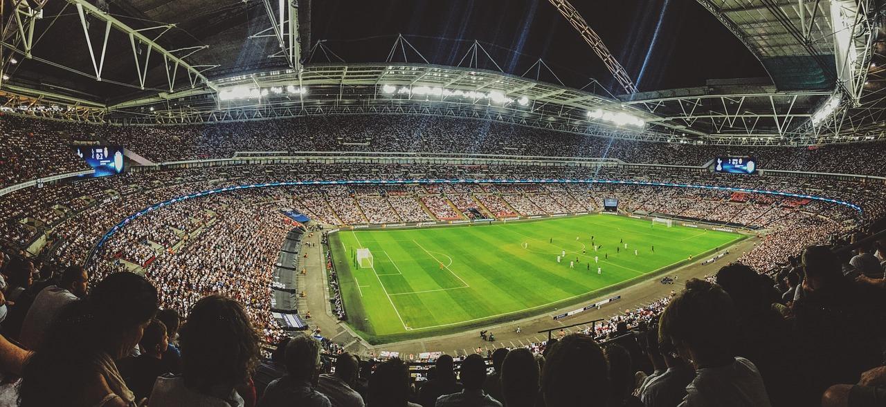 piłka nożna, stadion