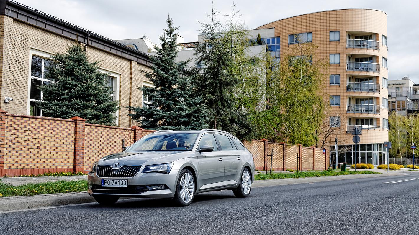 Škoda Superb diesel
