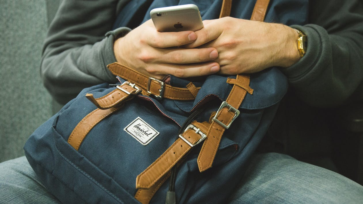 iphone i torba