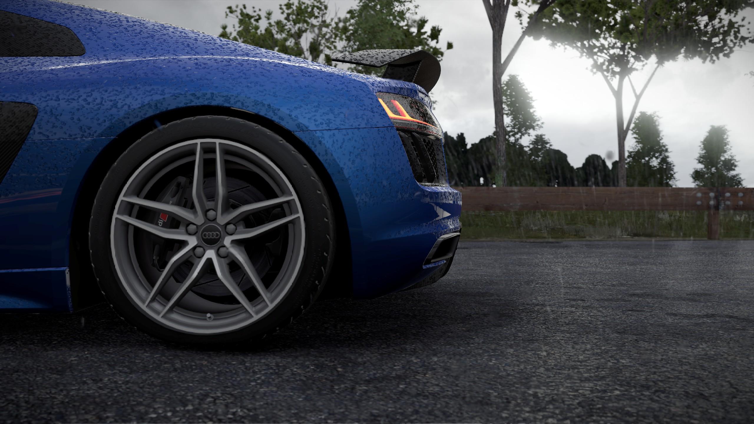 Project CARS 2 - zdjęcie boku samochodu