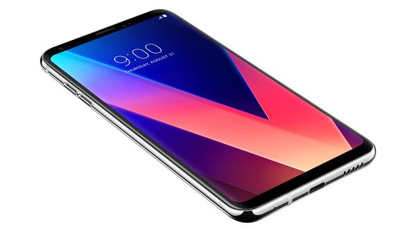LG V30 wygląd smartfona
