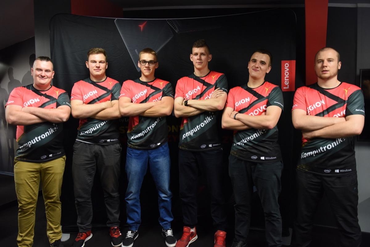 drużyna the legion