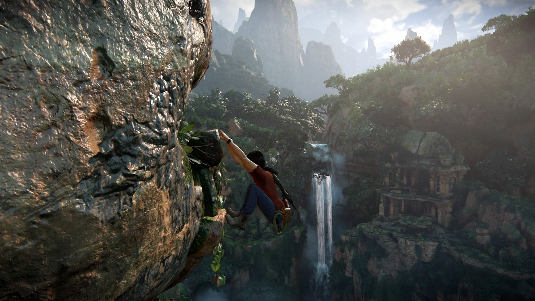 Uncharted: Zaginione Dziedzictwo na PS4