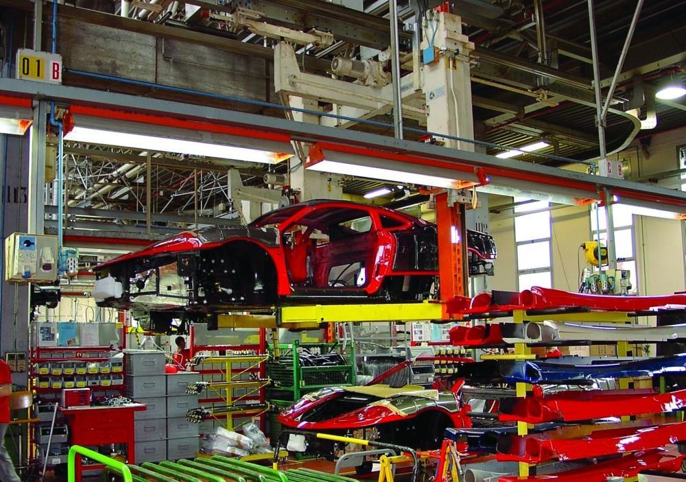 Fabryka Ferrari