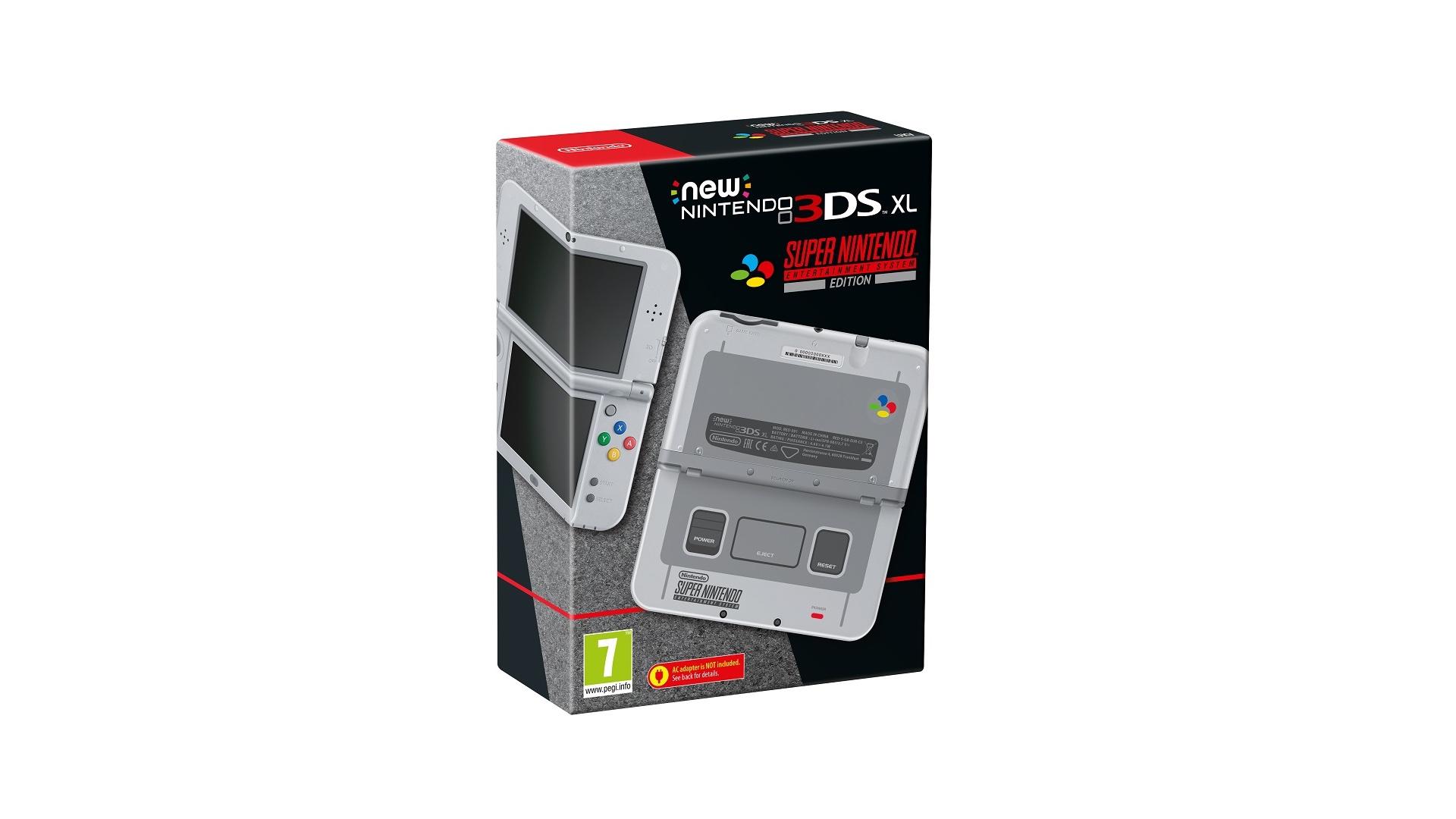 Nintendo 3DS XL nowe pudełko