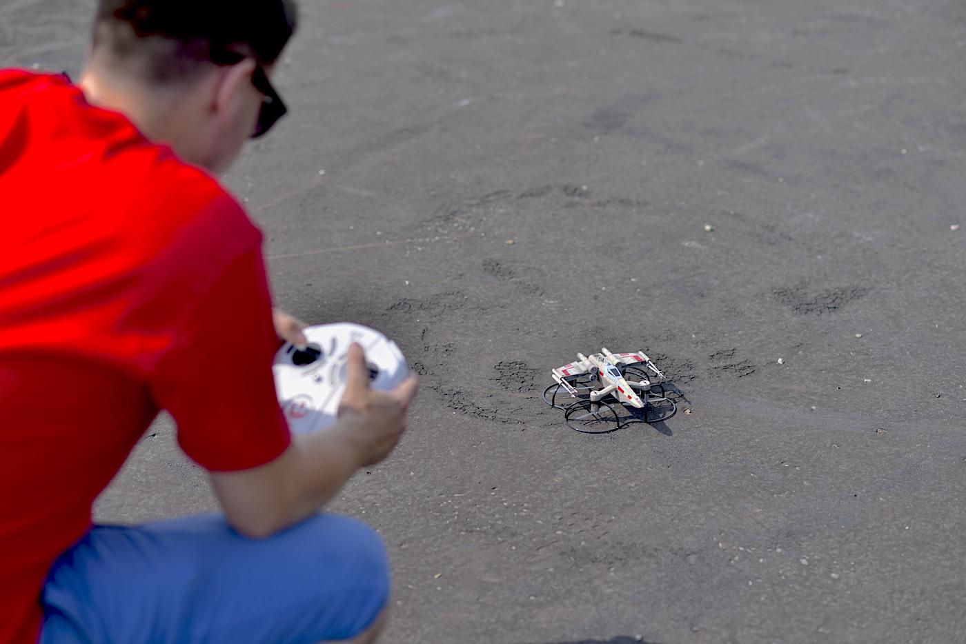 star wars propel dron start
