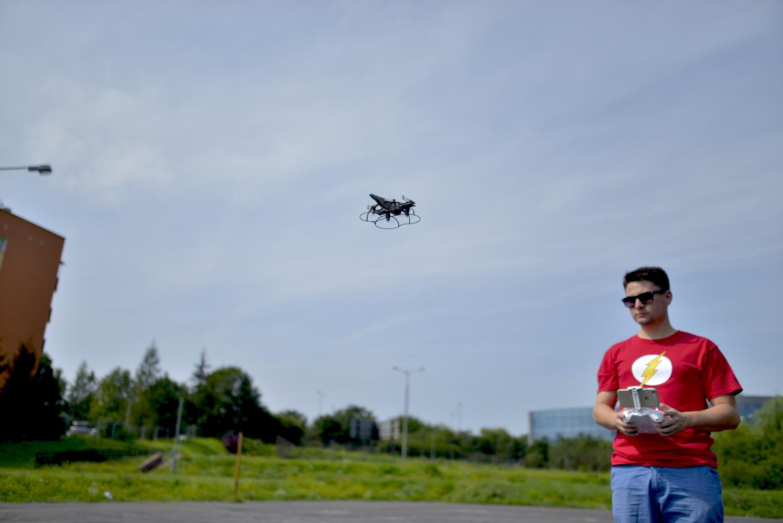 star wars propel dron lata wpowietrzu