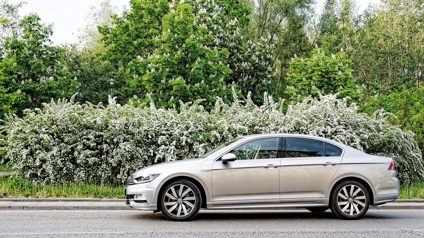 Volkswagen Passat 2.0 TSI 4Motion