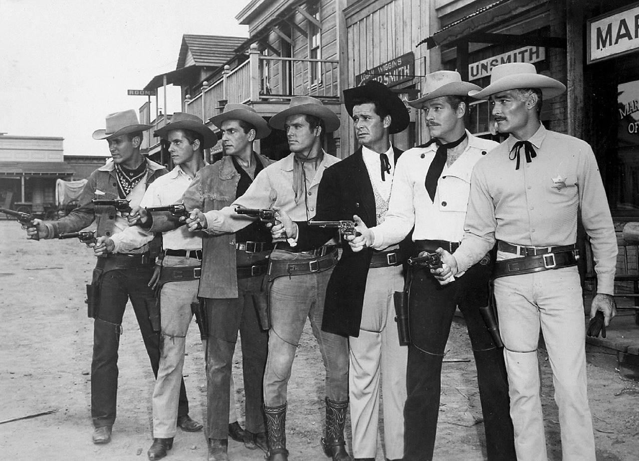 western film kadr