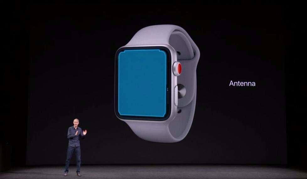 apple watch 3 prezentacja