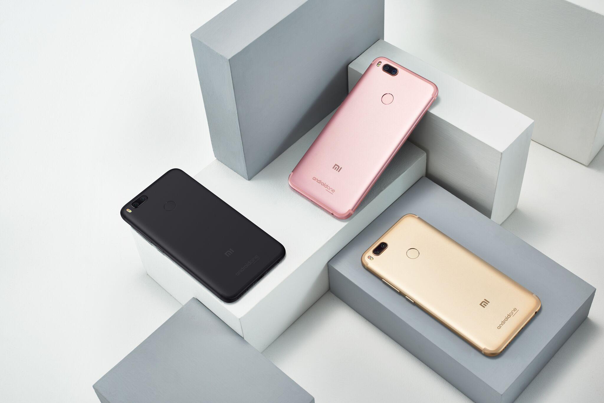 modele telefonów Xiaomi Mi