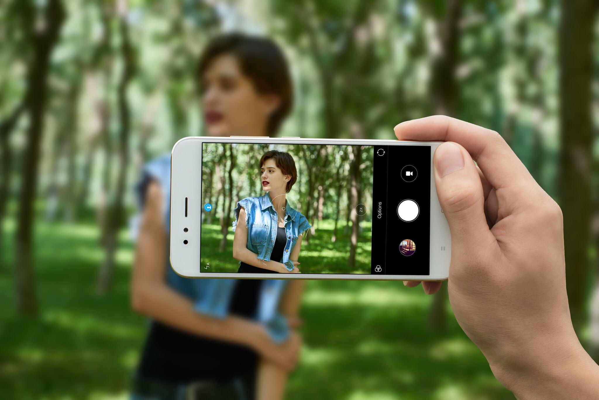 robienie zdjęć smartfonem xiaomi