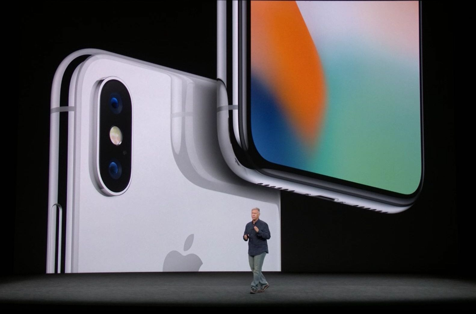 iphone X cena