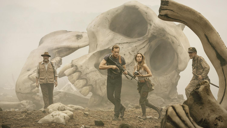 Kong: Wyspa Czaszki - drużyna, bohaterowie filmu