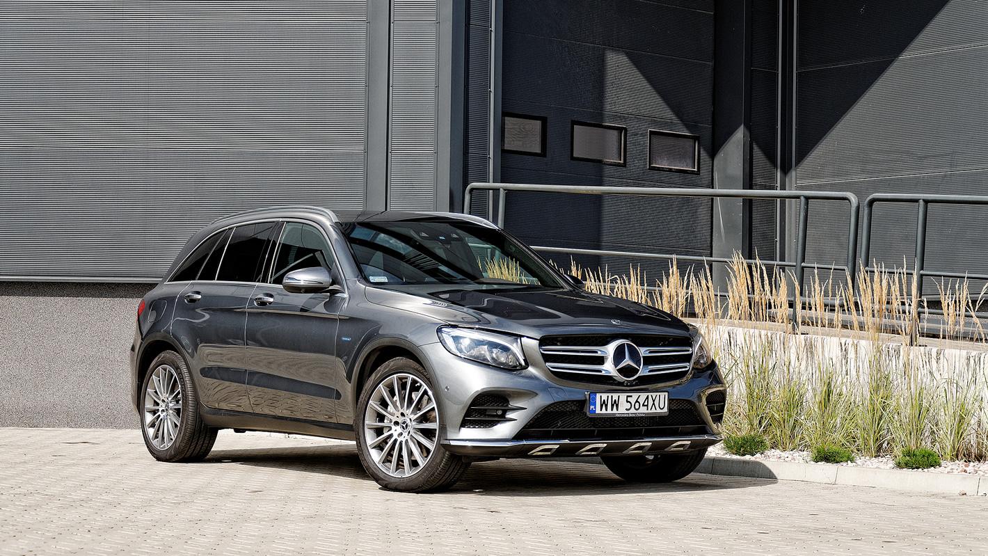 Mercedes-Benz GLC 350 e 4Matic - zdjęcie 6