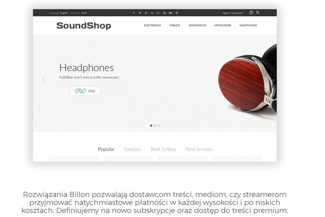 soundshop headphones