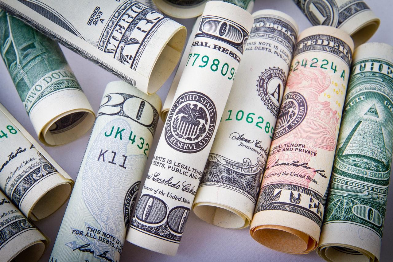 dolary rulony