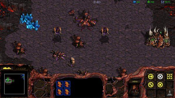StarCraft: Remastered - wygląd gry