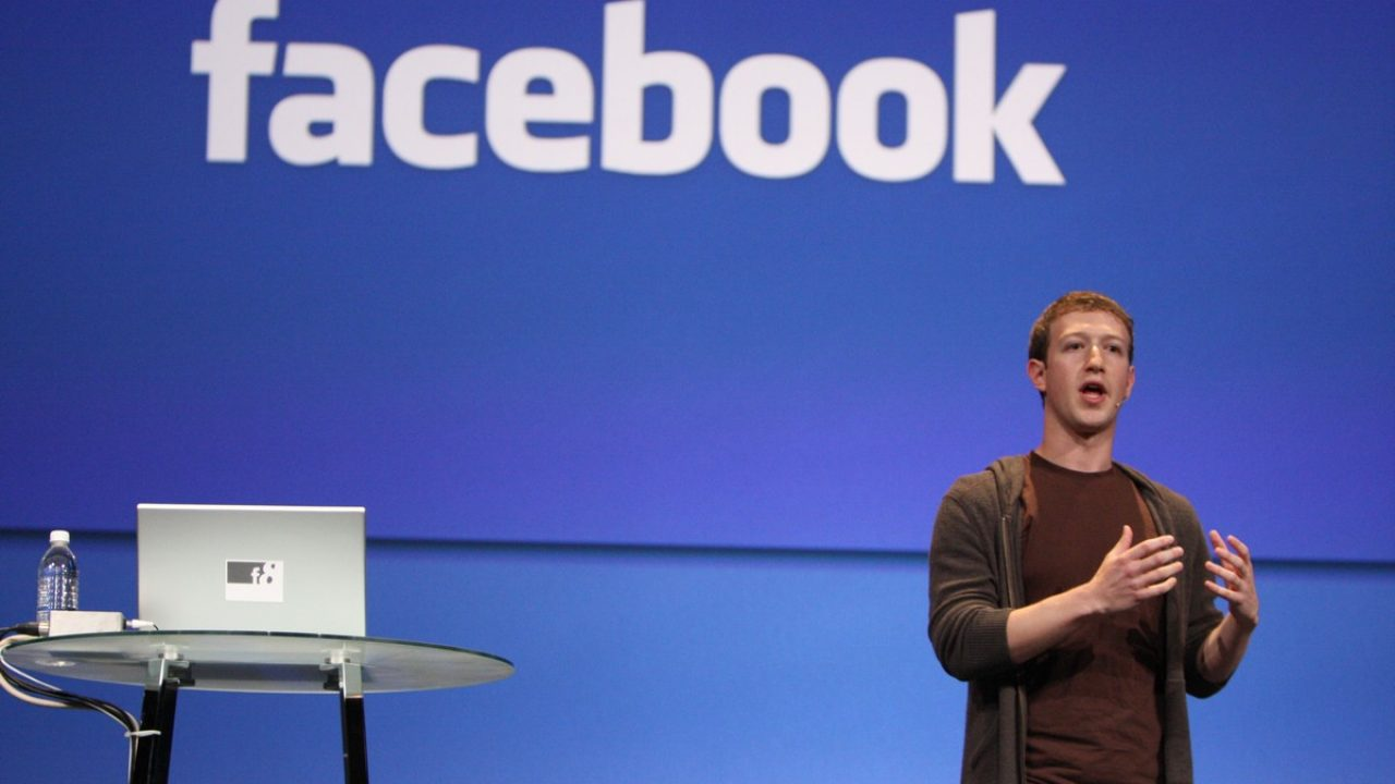 Facebook i mark zuckerberg