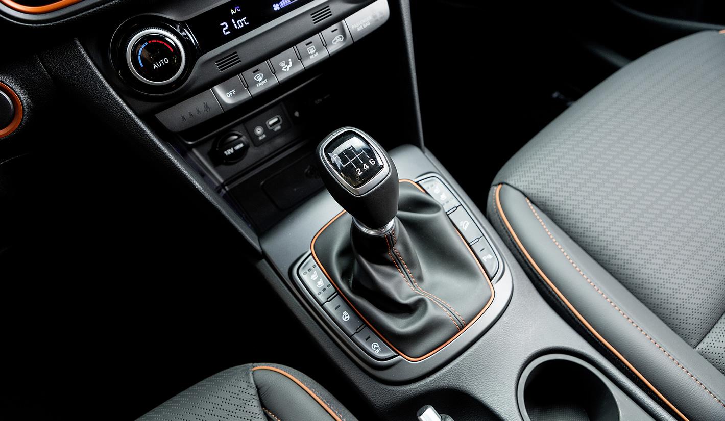 Hyundai Kona z 1.0 T-GDi i 6MT