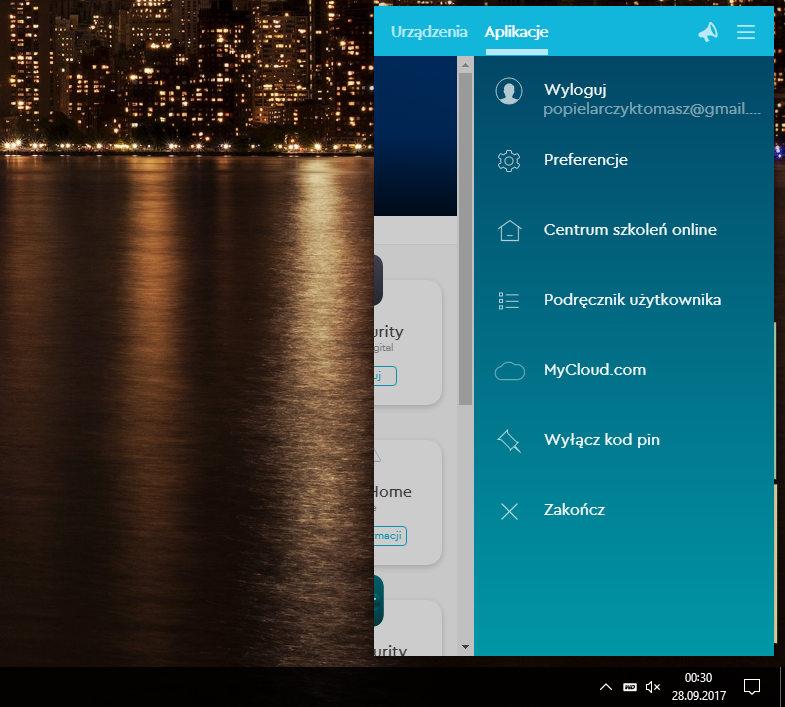 My CLoud Home app aplikacje w Windows 10