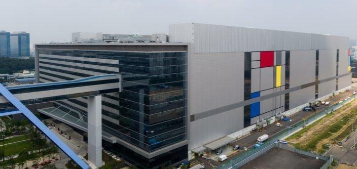 Fabryka Samsung S3 Hwaseong