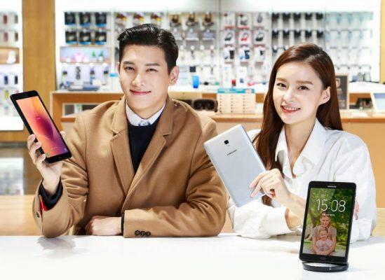 tablety od Samsung