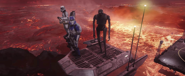 Star Wars: Secrets of the Empire - grafika