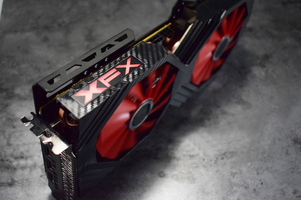 XFX Radeon RX Vega 56 Double Edition