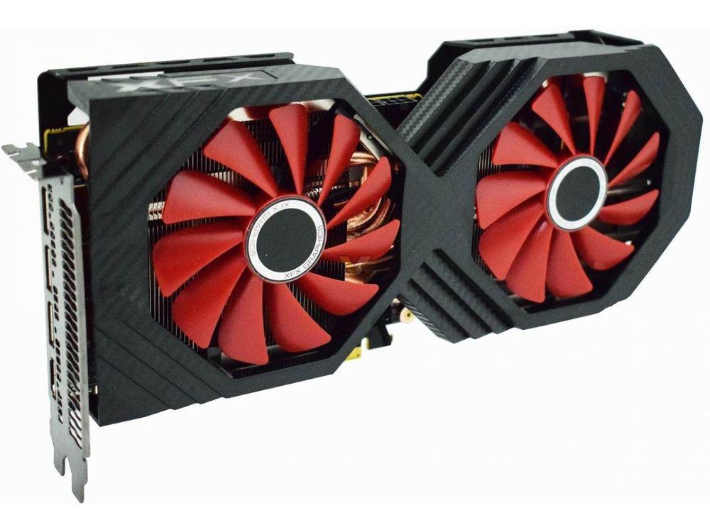 XFX Radeon RX Vega 64 Double Edition