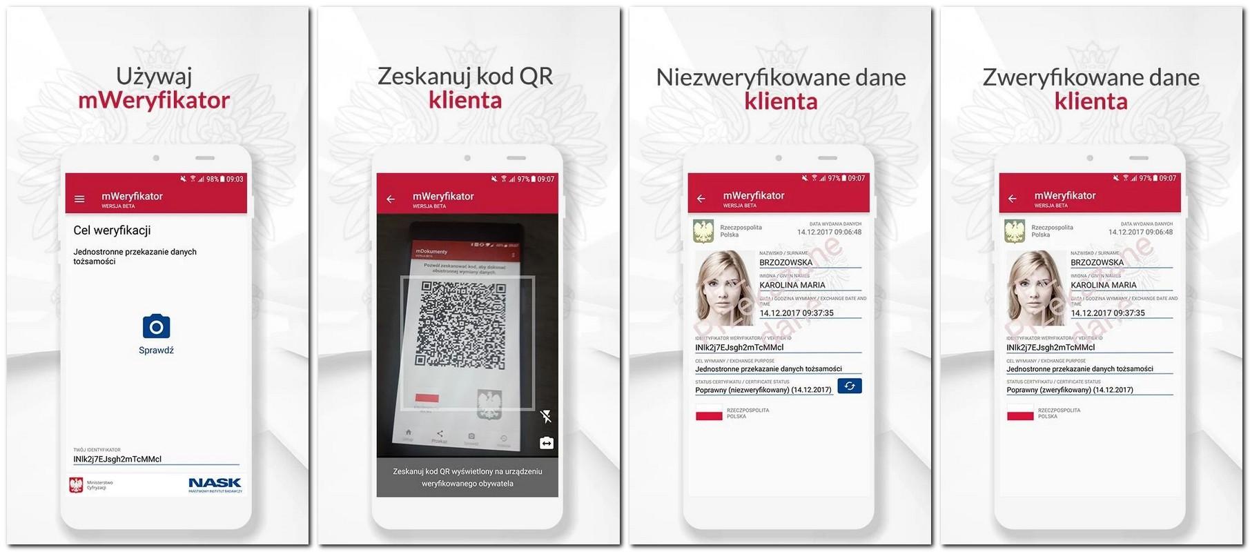 Nowa rządowa aplikacja mObywatel