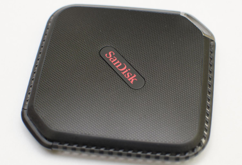 SanDisk Extreme 500 test