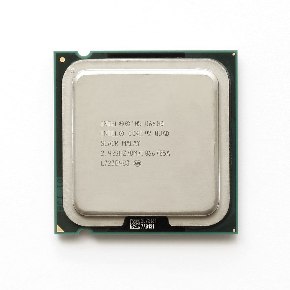 Intel Core 2 Quad Q6600 G0