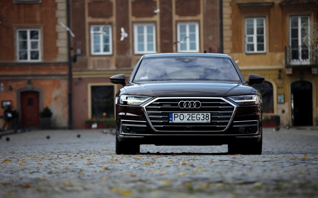 Nowe Audi A8 już wPolsce