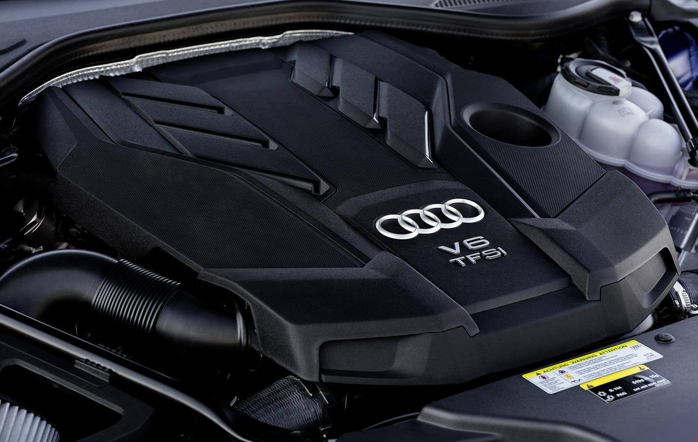 50 TDI wAudi A8 czyli 3.0 TDI V6