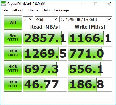 Crystal DIsk Mark Samsung PM961