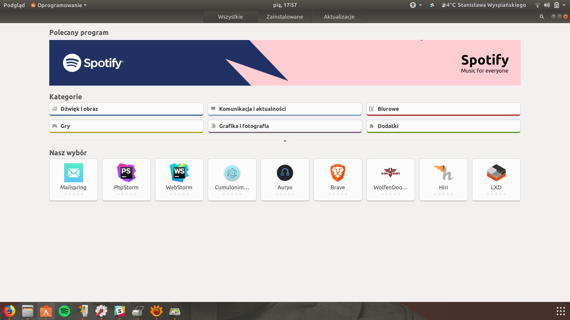 ubuntu apps