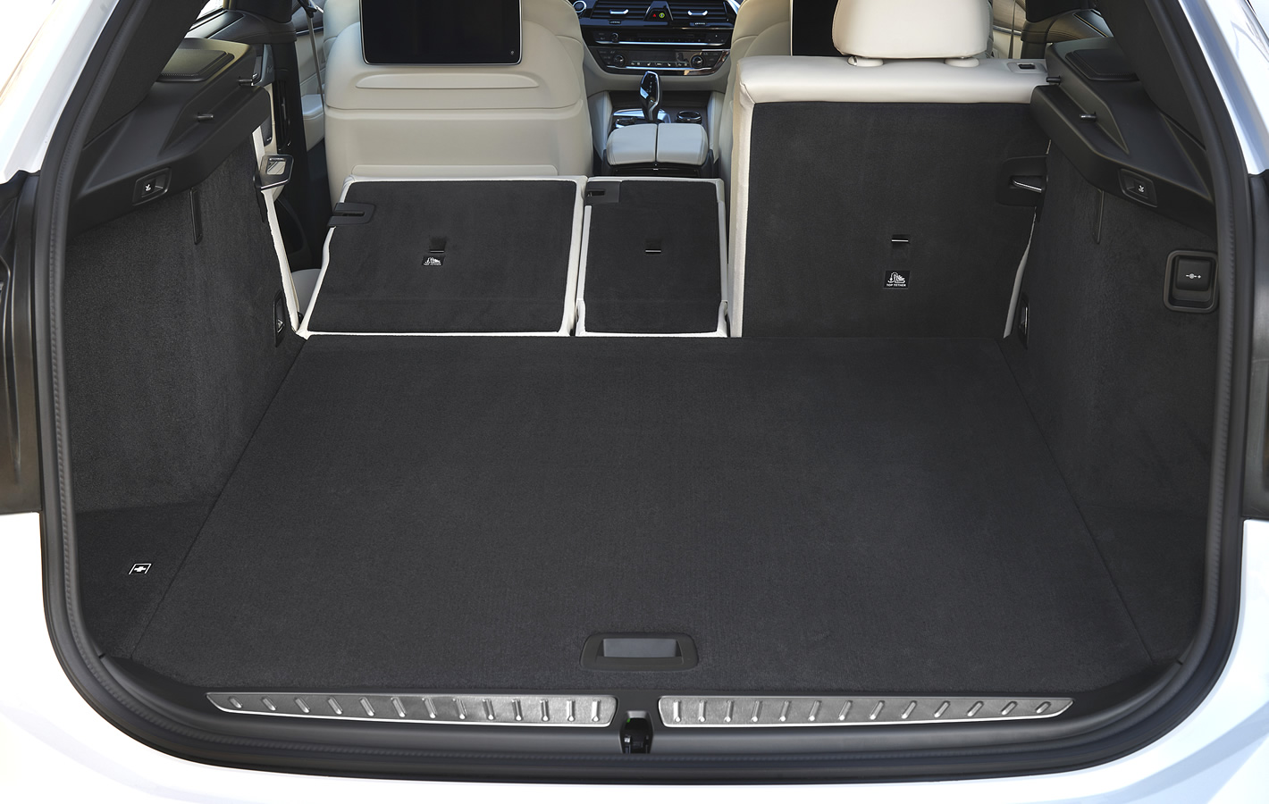 BMW Serii 6 Gran Turismo - bagażnik