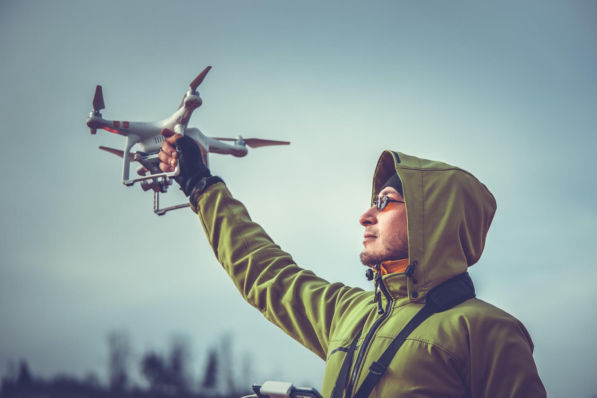 Jakiego drona zkamerą wybrać?